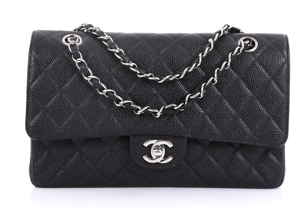 Chanel Classic Flap 101 Diamond Quilting