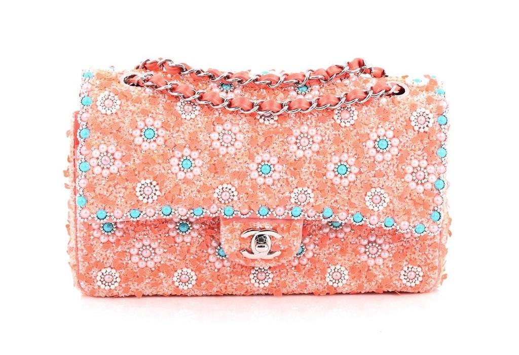 Chanel Classic Flap 101 Métiers D'art