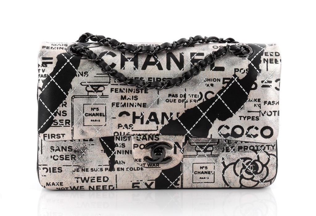 Chanel Classic Flap 101 Métiers D'art 2