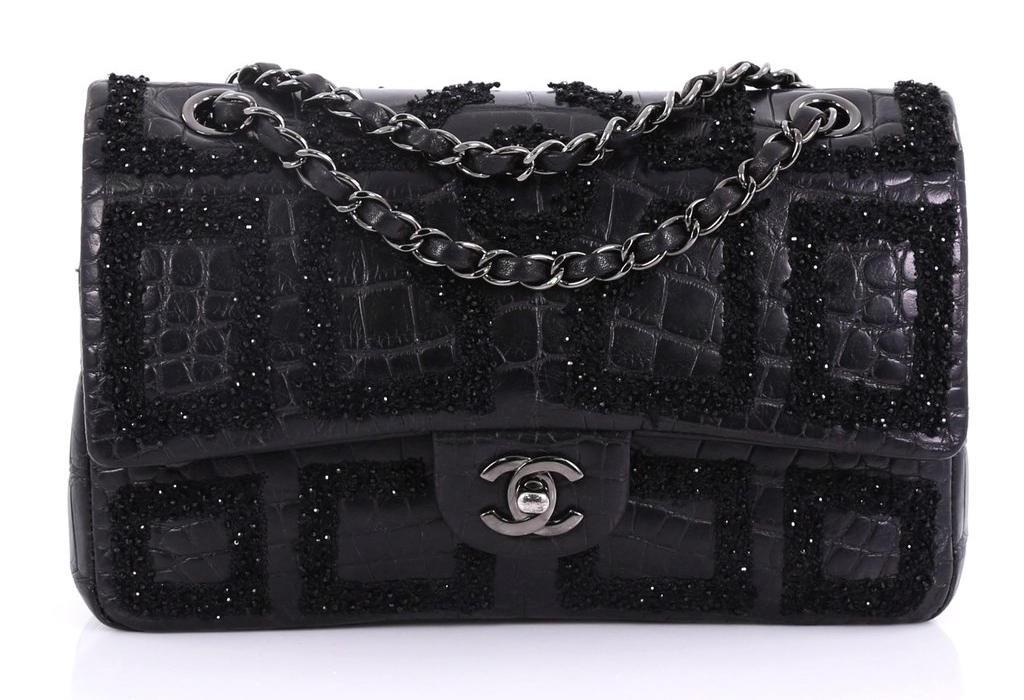 Chanel Classic Flap 101 Métiers D'art 4