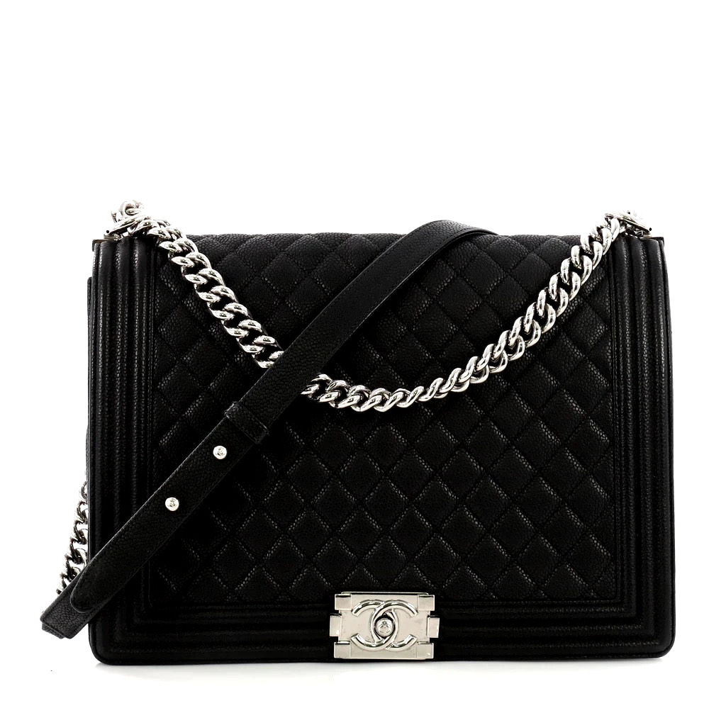 Chanel 101 The Quilted Caviar