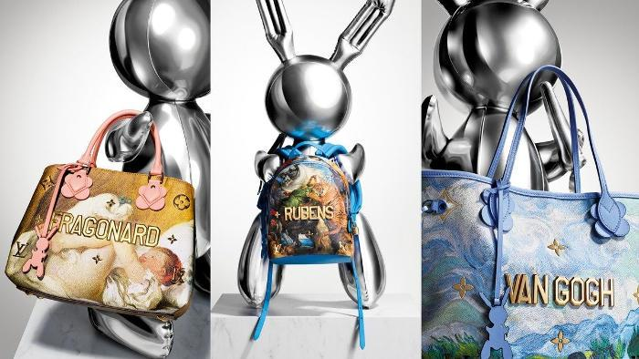 Louis Vuitton 101 Jeff Koons