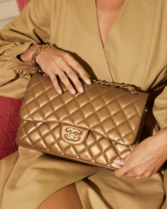 Chanel 101: The Classic Flap Bag