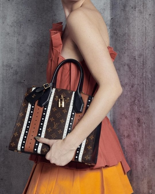 LOUIS VUITTON 101: THE MATERIAL GUIDE