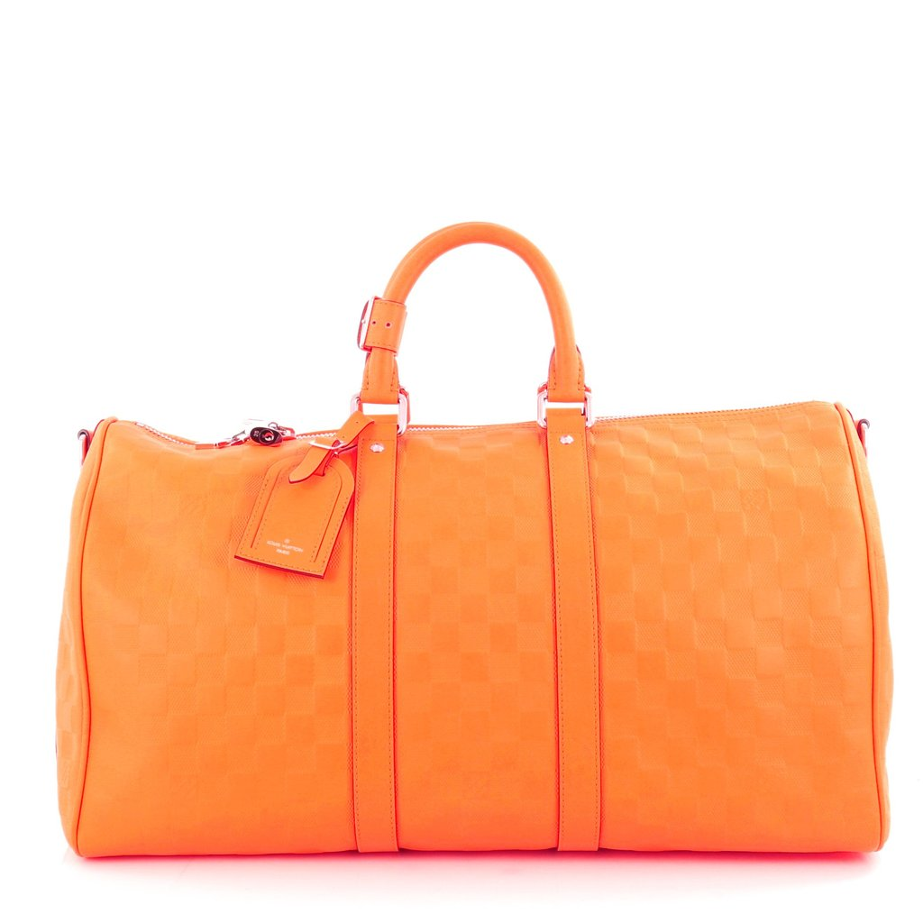 Louis Vuitton 101 Material Guide Damier Infini