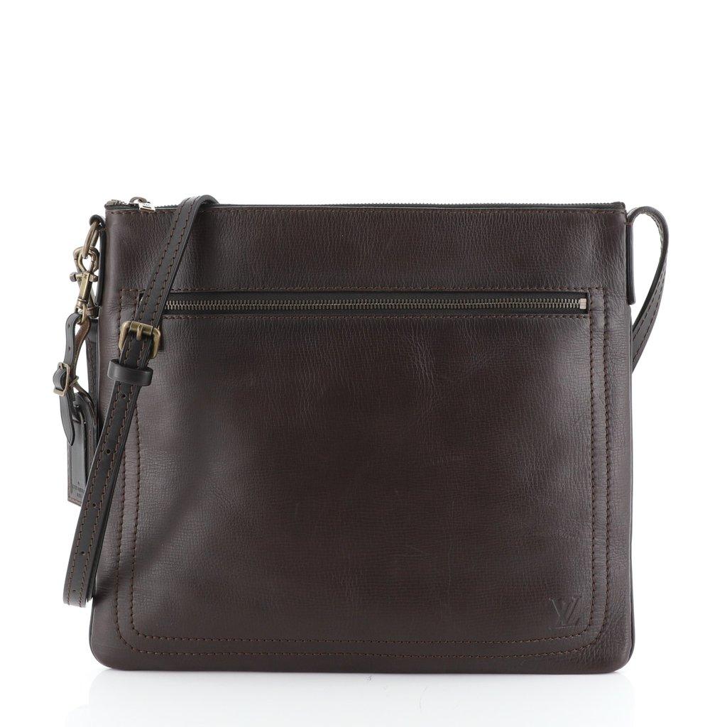 Louis Vuitton 101 Material Guide Utah Leather