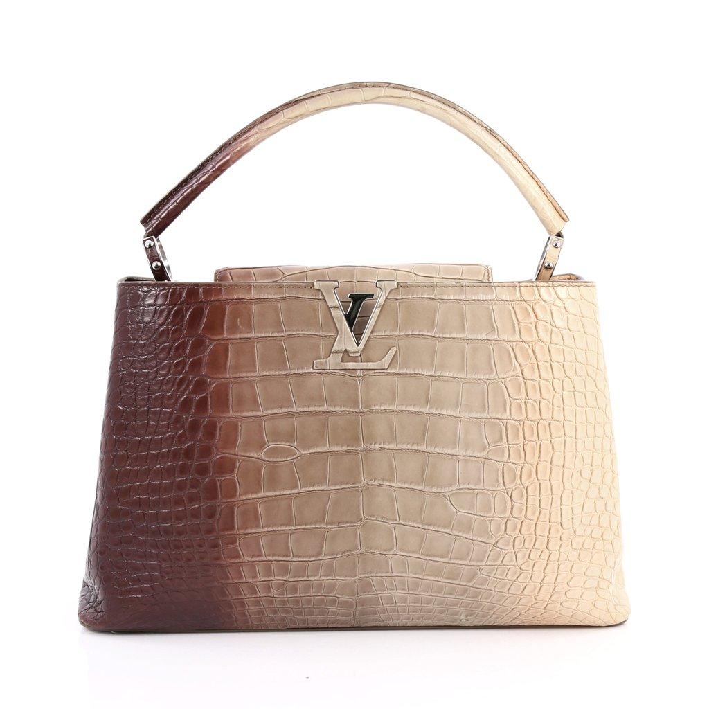 Louis Vuitton 101 Material Guide Exotics