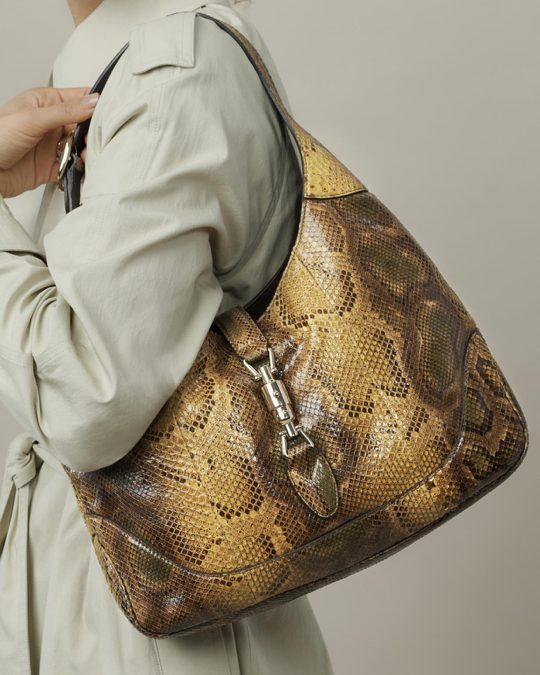 Gucci 101: The Jackie Bag
