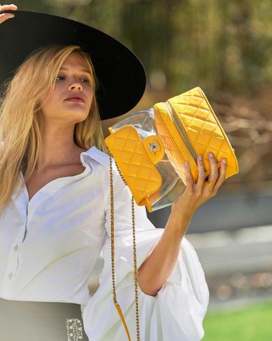 Handbag 101: Caring for PVC