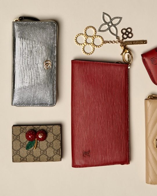 Handbag 101: Cards, Cash and Coins