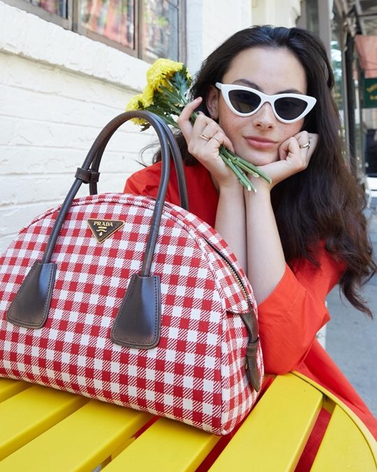 Handbag 101: Caring for Canvas
