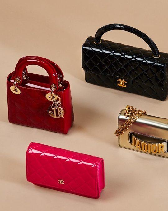 Handbag 101: Caring for Patent