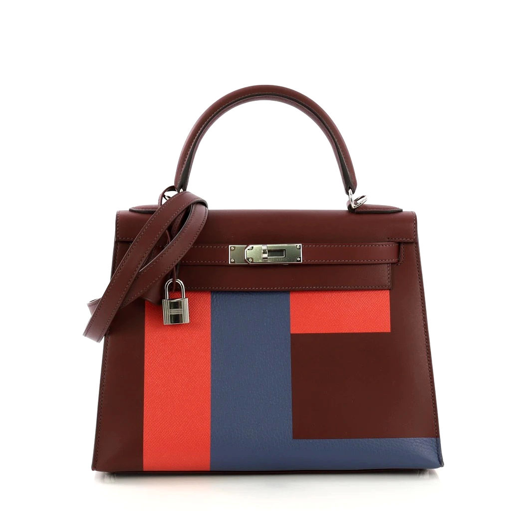 Hermes 101 The Kellygraphie Kelly