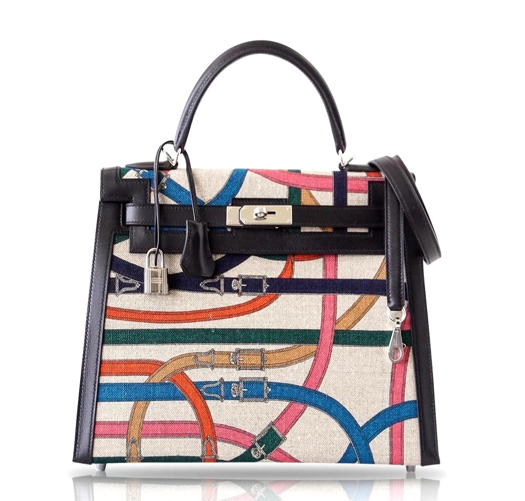 Hermes 101 The Cavalcadour Kelly