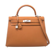 Hermes 101 Kelly in Sellier Mou Construction