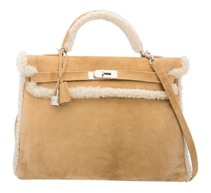 Hermes 101 The Shearling Teddy Kelly