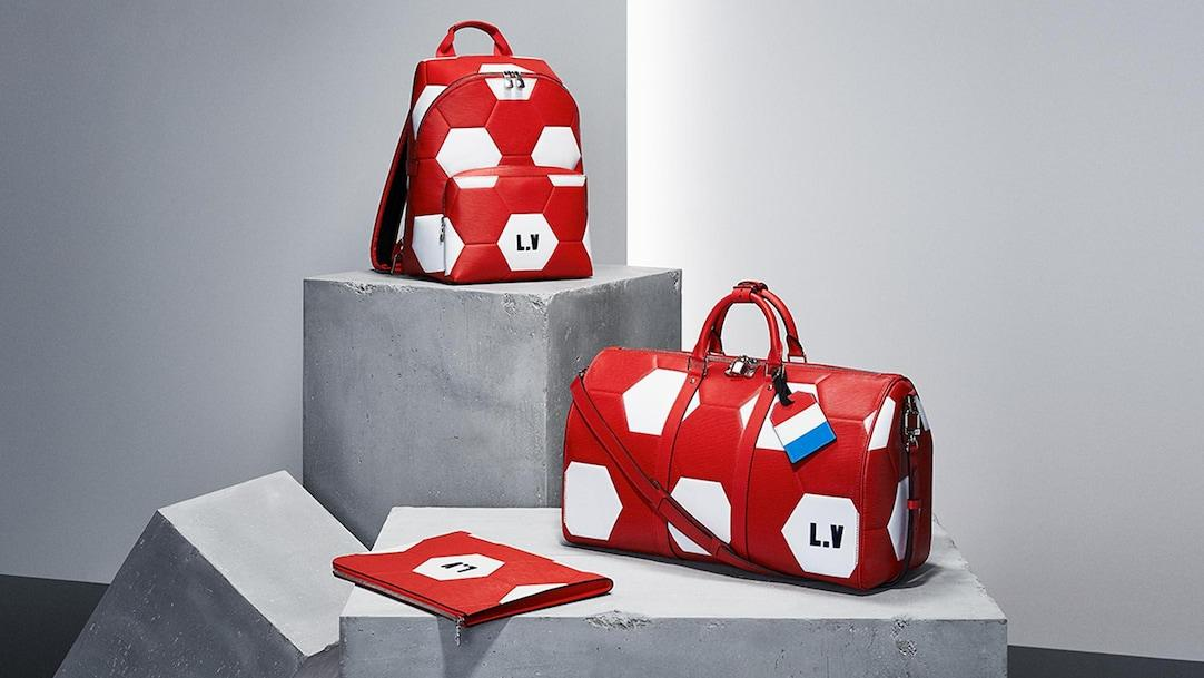 Louis Vuitton 101 FIFA World Cup Collaboration