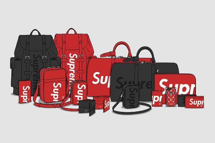 Louis Vuitton 101 Supreme