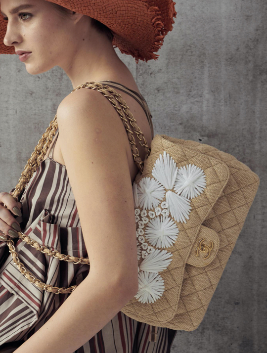 Chanel 101 Country Coco Flap Bag