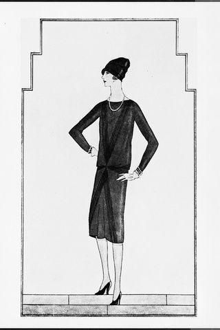 Chanel 101 Gabrielle Chanel Drawing