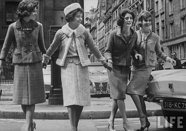 Chanel 101 1960s Fashion