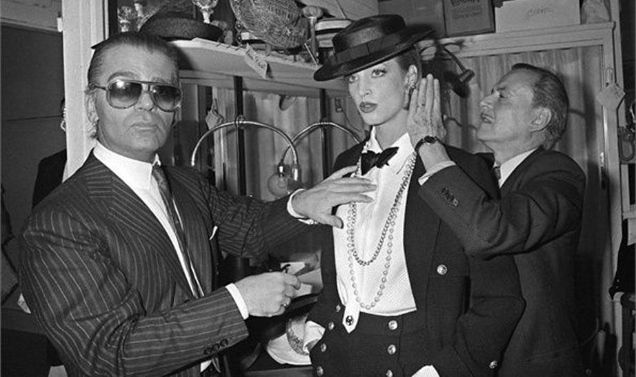 Chanel 101 Karl Lagerfeld