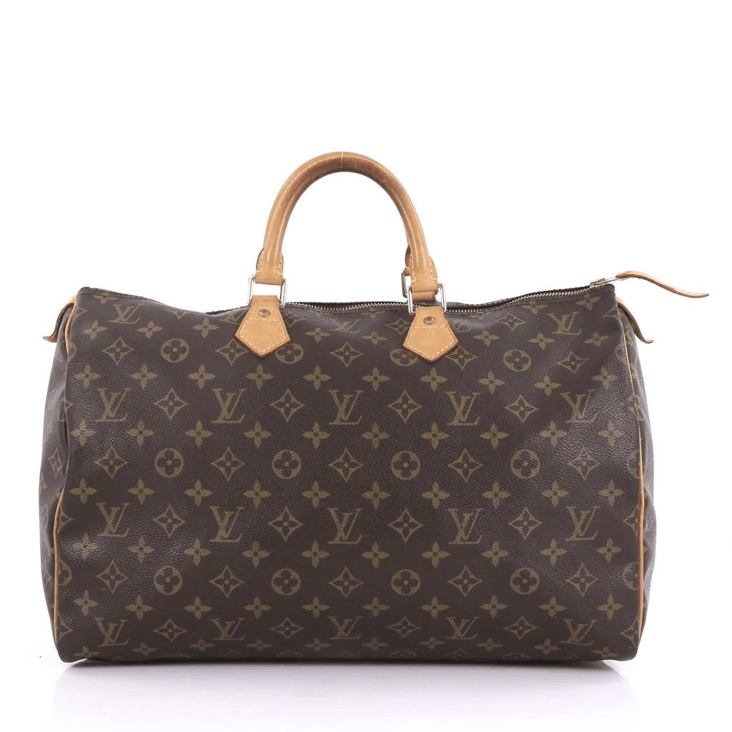 Louis Vuitton 101 Speedy