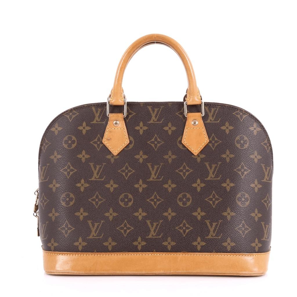 Louis Vuitton 101 Vintage Alma