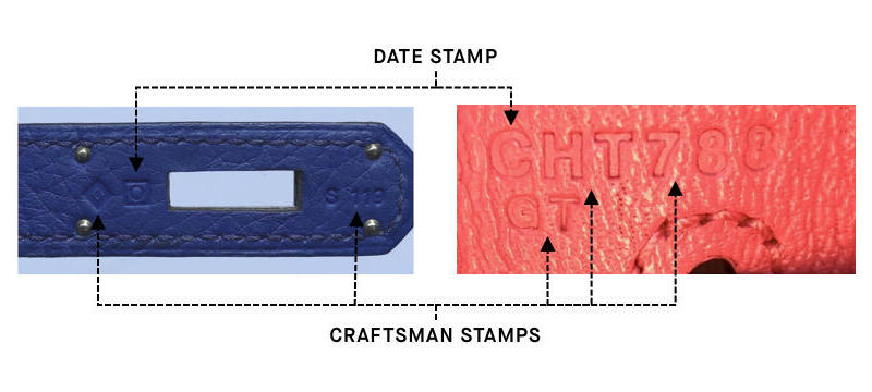 Hermes Stamps 101 Date Stamp and Craftsman Stamps