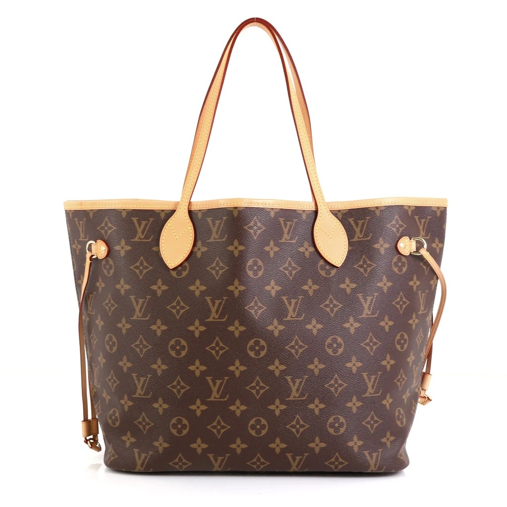 Louis Vuitton Neverfull 101 Monogram Canvas