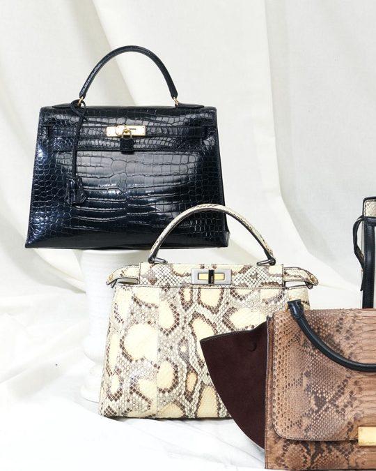 Handbag 101: Handbags As Investments