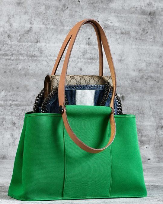 Handbag 101: Nesting