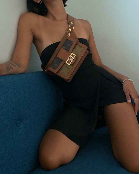 Styling 101: Three Ways to Wear a Louis Vuitton Belt Bag with Steph Arant