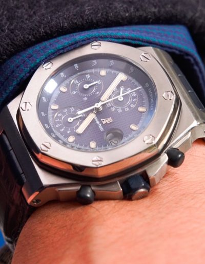Watches 101: Reviewing The AP Royal Oak Offshore with Craig of @WristEnthusiast