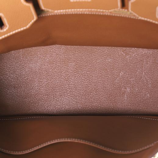 Hermes Chèvre Marocain leather