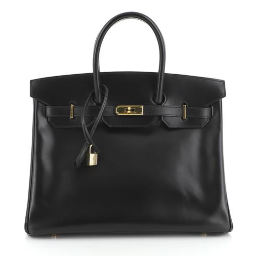 Hermes Box Calf Leather