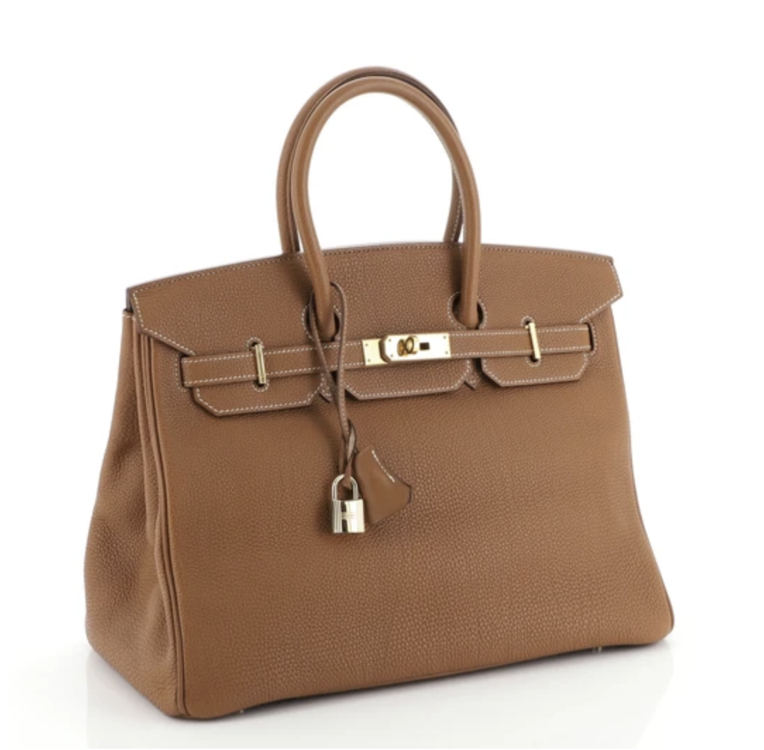 Hermes Togo Leather