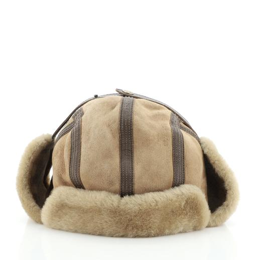 Louis Vuitton Chapkalaska Trapper Aviator Hat Shearling XS