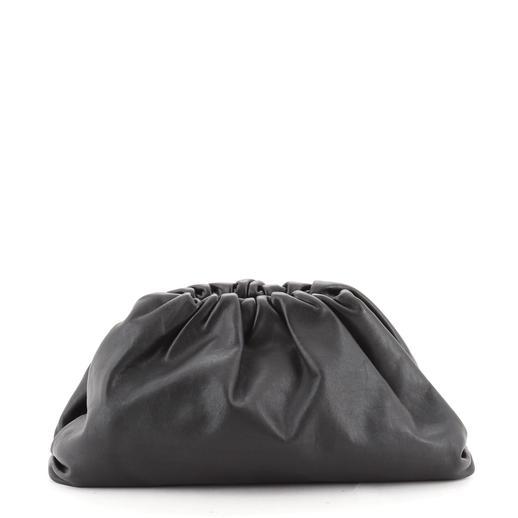 Bottega Veneta The Pouch Leather Large