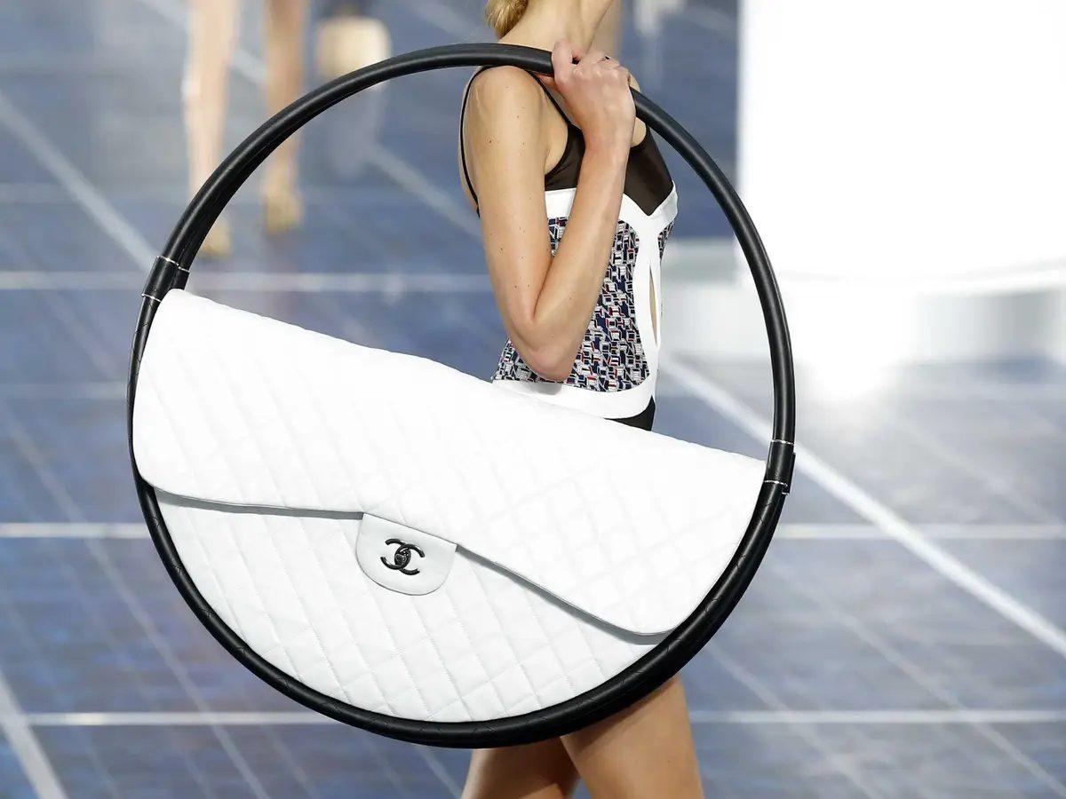 Chanel Hoola Hoop Bag