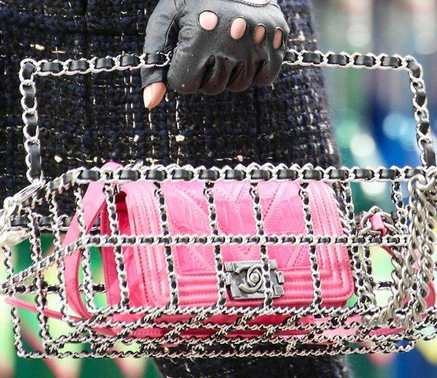 Chanel Supermarket Basket Bag