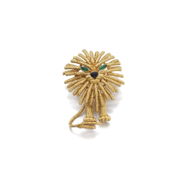 Danseuse Brooch