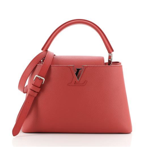 Louis Vuitton Capucines Bag PM