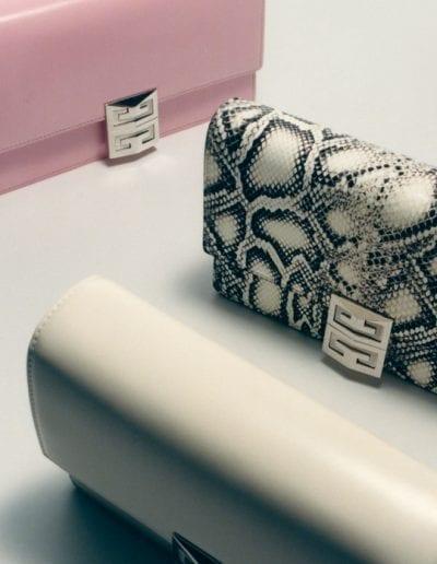Givenchy Unveils the 4G, a New Signature Handbag