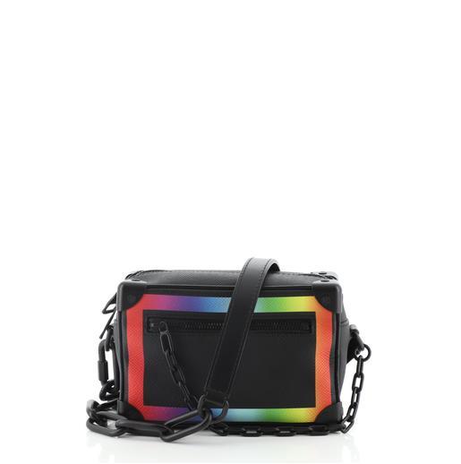 Louis Vuitton Soft Trunk Bag Rainbow