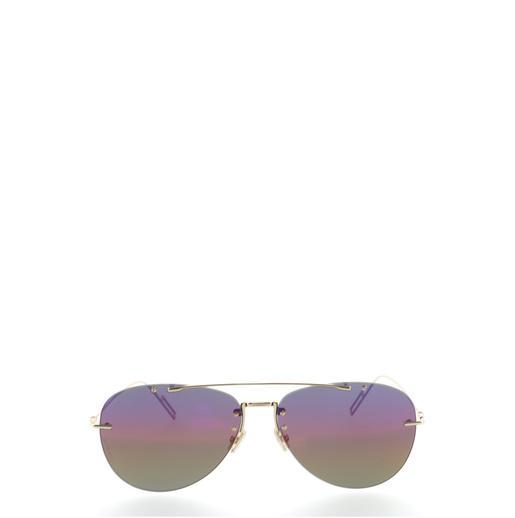 Dior Homme Rainbow Chroma 1 Aviator Sunglasses
