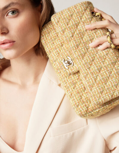 Chanel's Classic Flap Gets a New Official Name: The 11.12