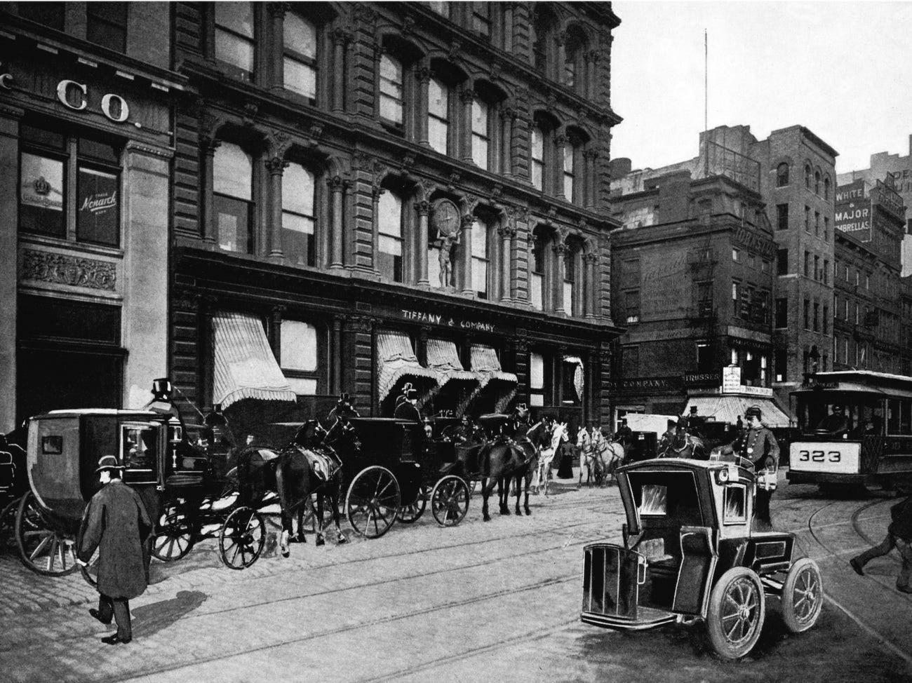 Tiffany & Co. in 1889