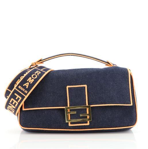 Baguette NM Bag Denim Large