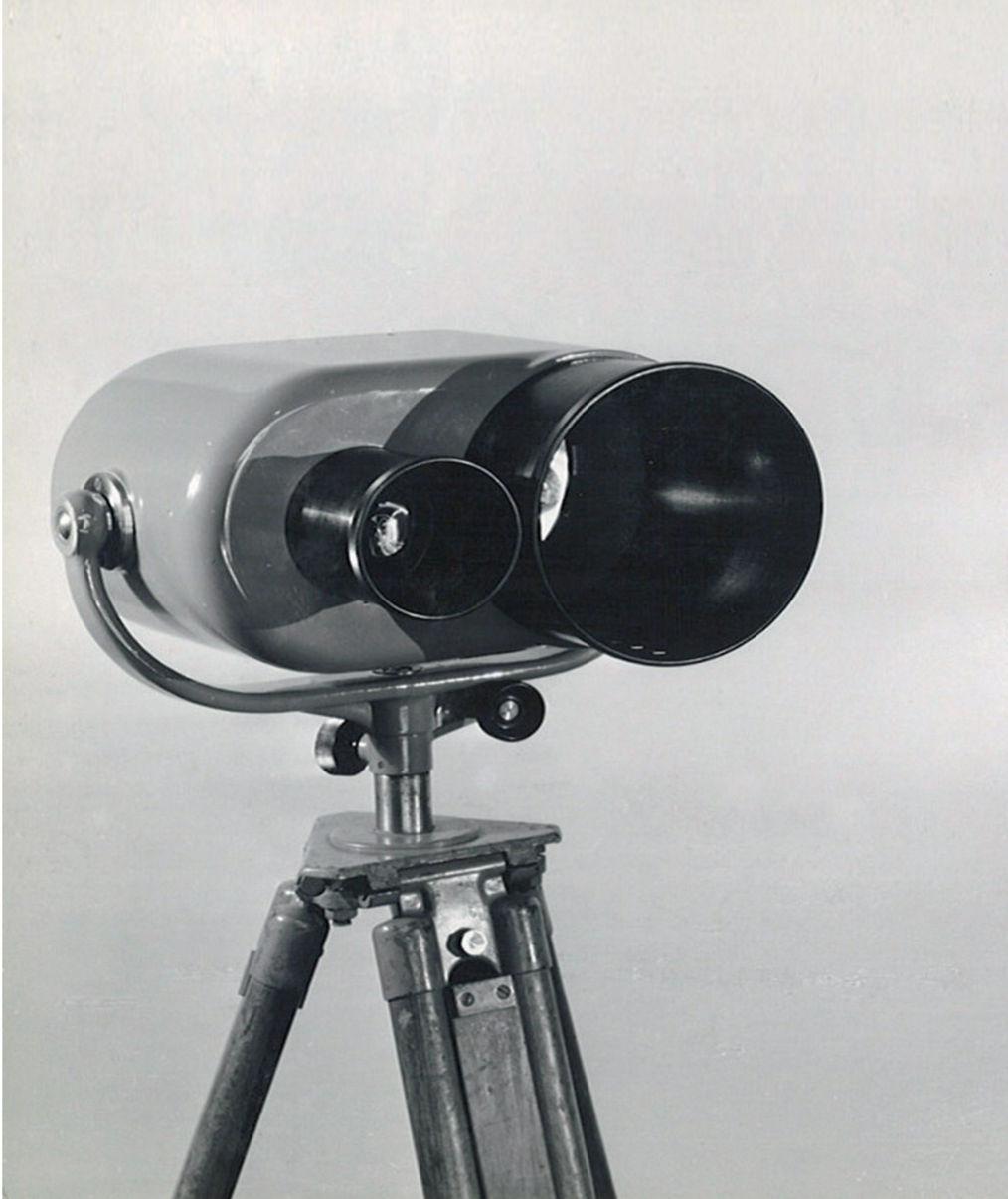 "The Omega Magic Eye made ""photo finish"" images possible"